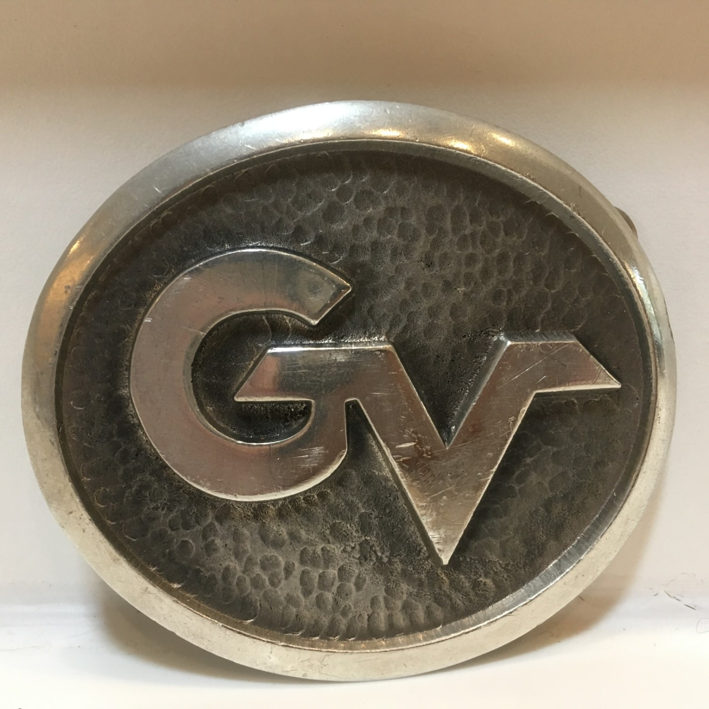 Gros Ventre Ranch Belt Buckle - Wyoming