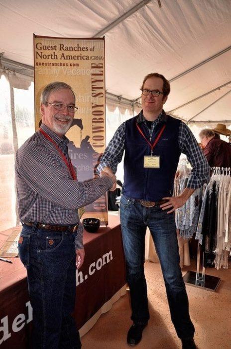 David McCollough & Peter Askew