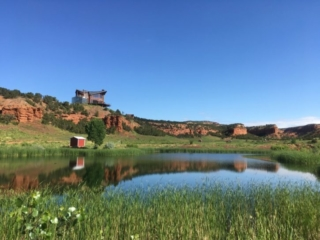 Red Reflet Ranch - Wyoming