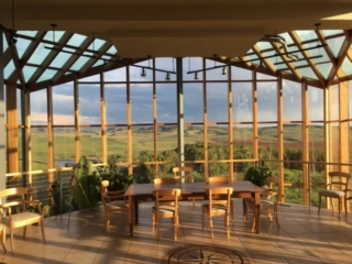 Red Reflet Ranch Sun Room - Wyoming